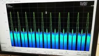 Frequency Spectra of Transients