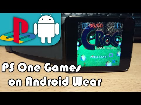 Playstation Games on Android Wear