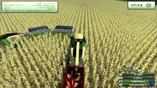 Farming Simulator 2013: How to farm. Maze For The Biogas Plant. Part 2/2 (Tutorial. 9/9)