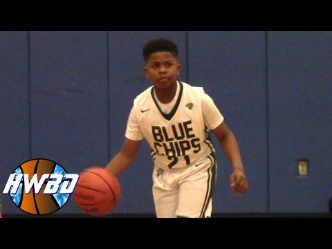 The 5th Grade James Harden? | Chicago's...
