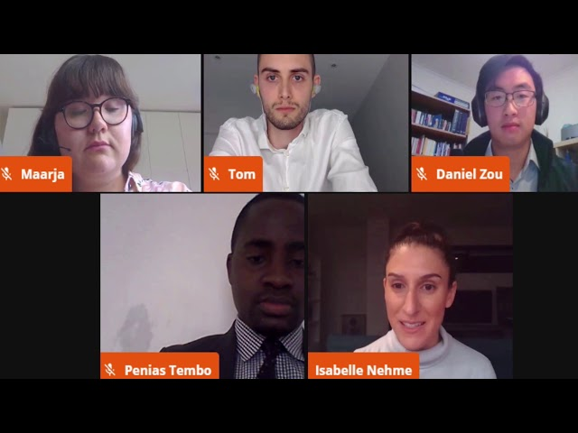How healthcare students and professionals are leading the fight against COVID 19