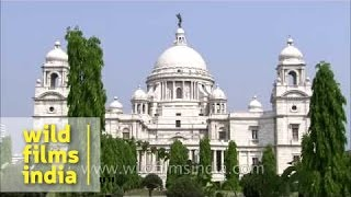 Victoria Memorial In Kolkata - West Bengal