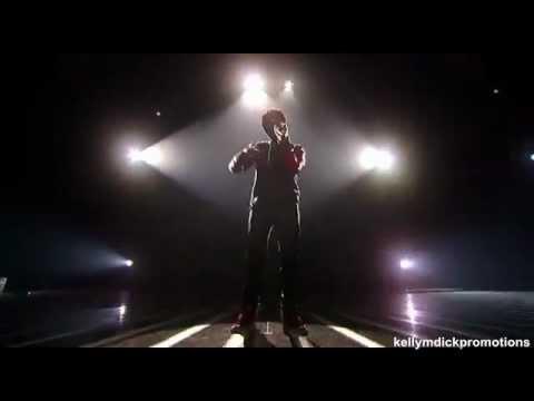 Astro Brian Bradley  The X Factor U.S.  Movie Theme Week