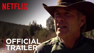 Longmire - Season 4 | Official Trailer [HD] | Netflix