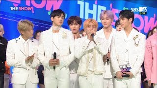 ASTRO get emotional after winning their first music show since debut on 'The Show'