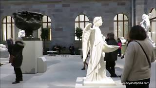 Inside the National Museum in Stockholm | Dec.2018