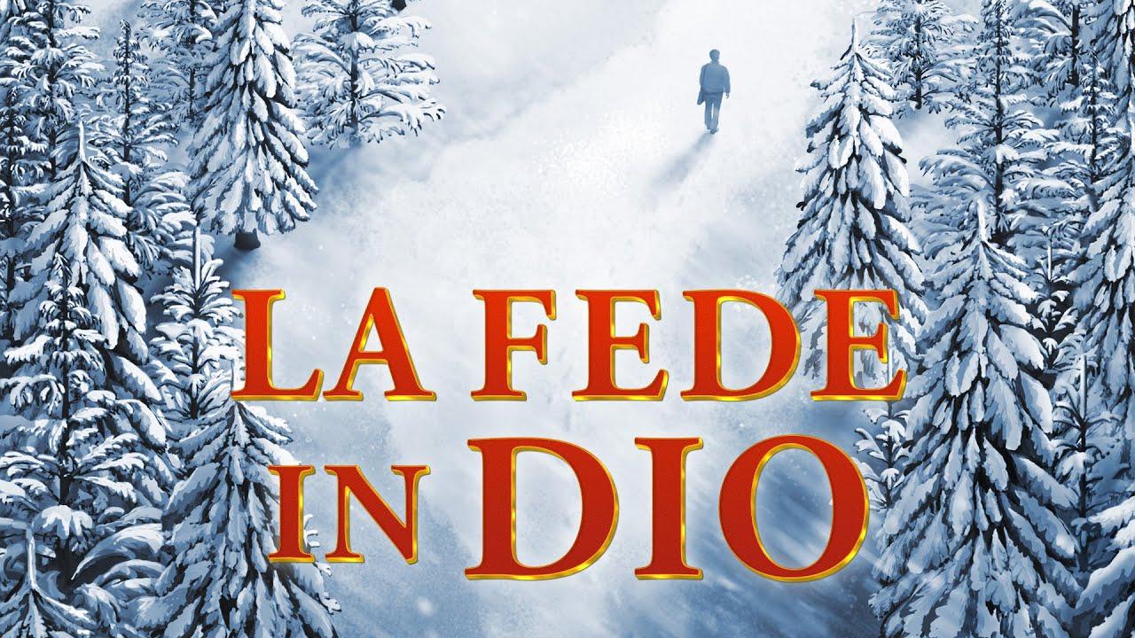 """Film cristiano completo in italiano 2018 - """"La fede in Dio"""" Rivelare il mistero della fede in Dio"""