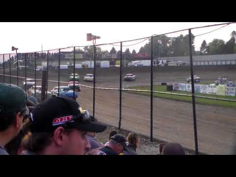 Stock Car Heat 3 @ Marshalltown Speedway 09/16/17