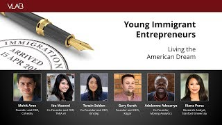 Betting Big: Young Immigrant Entrepreneurs