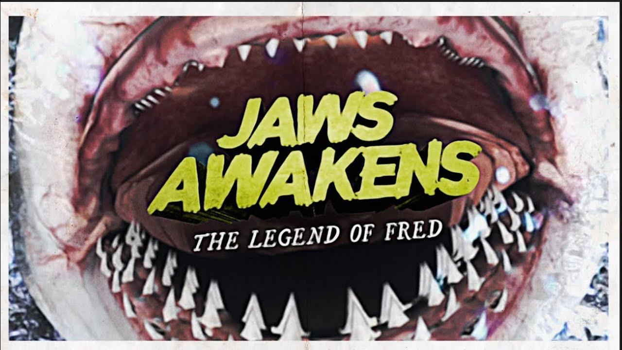 Jaws Awakens: The Legend of Fred | Shark Week 2020 - YouTube