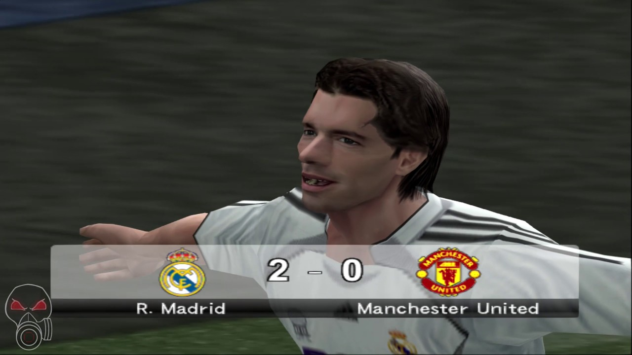 Pro Evolution Soccer 6 Ps2 Gameplay 1080p Hd Youtube