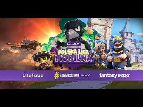 Wielki Finał Play Polska Liga Mobilna Clash Royale