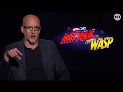 Peyton Reed Talks 'AntMan and the Wasp'