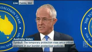 Under OSB, Malcolm Turnbull confirms 28 boats & 734 people seeking asylum have been refouled
