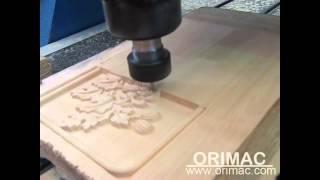 Cnc Wood Laser Machine -- Jaya