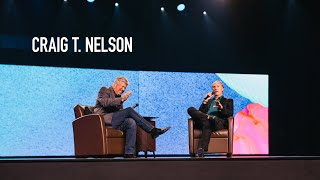 Craig T. Nelson Interview with Pastor Robert – Bring A Friend