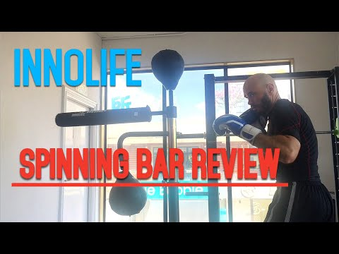 Innolife Spinning Bar for boxing & MMA training: review