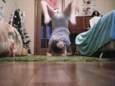 Моя гимнастика.