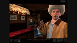 Nancy Drew: White Wolf of Icicle Creek (Part 1): Bunkhouse Explosion