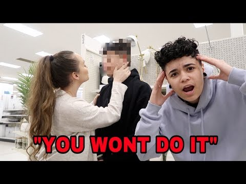 """""""YOU WONT DO IT"""" Challenge With GIRLFRIEND For 24 HOURS!"""