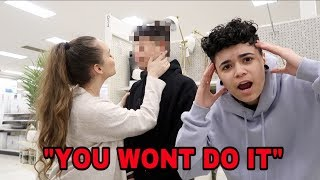 """YOU WONT DO IT"" Challenge With GIRLFRIEND For 24 HOURS!"