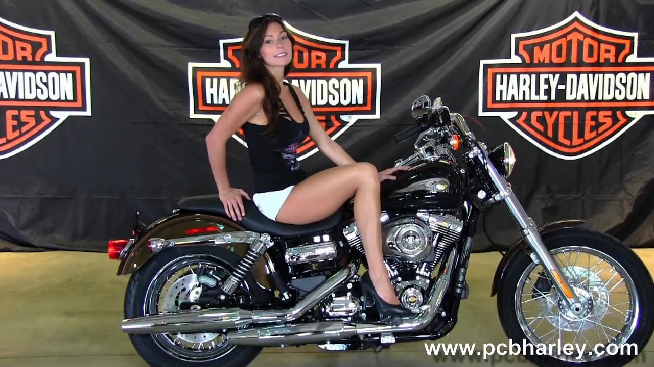 2007 Harley Davidson Fxdc Dyna Super Glide Custom Review: New 2013 Harley-Davidson FXDC Dyna Super Glide Custom
