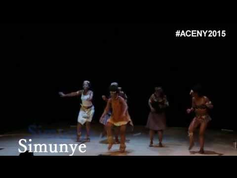 Simunye Dance Group-US Africa Synergy