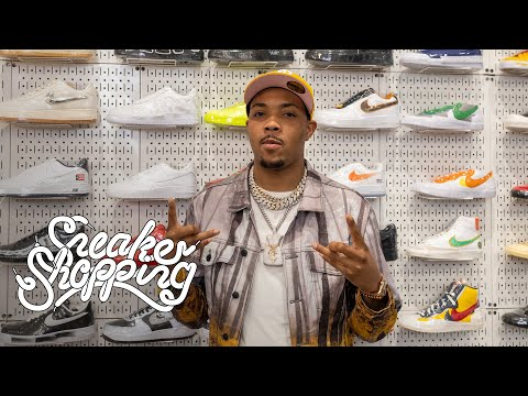 G Herbo Goes Sneaker Shopping With Complex