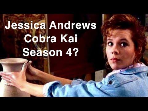 Download Jessica Andrews Cobra Kai Season 4 Possibility explained.
