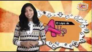 VOTA POR EL LAPIZ DE ALIPAU - Concurso de Blogs