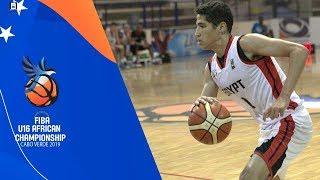 LIVE - Egypt vs Guinea - FIBA U16 Africa Championship 2019
