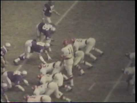 1969 Oklahoma at Kansas State Football Game Part 2 of 7