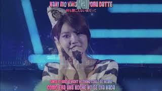SNSD 少女時代   BORN TO BE LADY Lyrics Romaji   Kanji  English   Español  JAPAN TOUR 2011