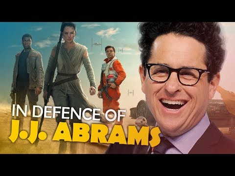 In Defence of JJ Abrams directing STAR WARS: Episode IX...