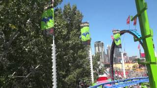 Calgary Stampede 2012 - The Outlaw