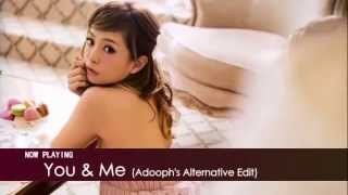 浜崎あゆみ - You & Me Feel The Love (Alternative Edit) #ayumihamasaki #AYU #AYUMIX #Remix
