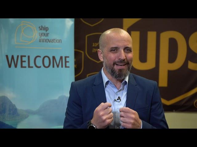 שי גוטמן, UPS ישראל