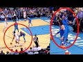 Melo CURSES at Adams | James Harden Exposes Carmelo Anthony's Defense (Random Moments Week 8)