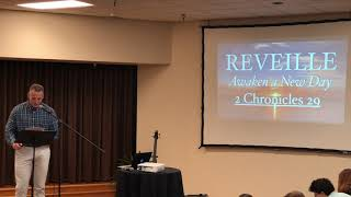 Reveille: Awaken a New Day (9/16/2018)