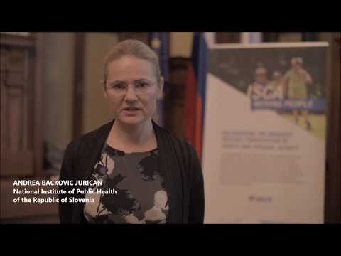 Slovenian Health Authority: Why it's important for us to promote physical activity events