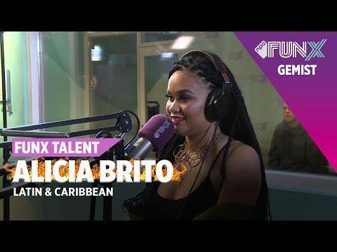 Nicky Jam x J Balvin - X (EQUIS) (Alicia Brito remix)   FunX Talent Fuego   Finale