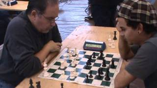 NM Orlando Santana vs CM Mark Machin Nacional Blitz 2011