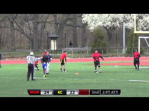 QFL Flag Football Wild Card Ro...