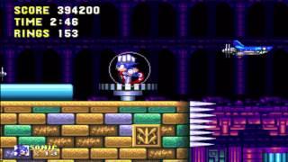 Sonic The Hedgehog 3 (Sega Genesis) LongPlay