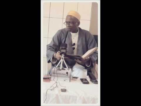 Cheikh Ahmad Bah - Firo Sourate BAQARA 30 à 75 Arabe, Pular (Part 2)