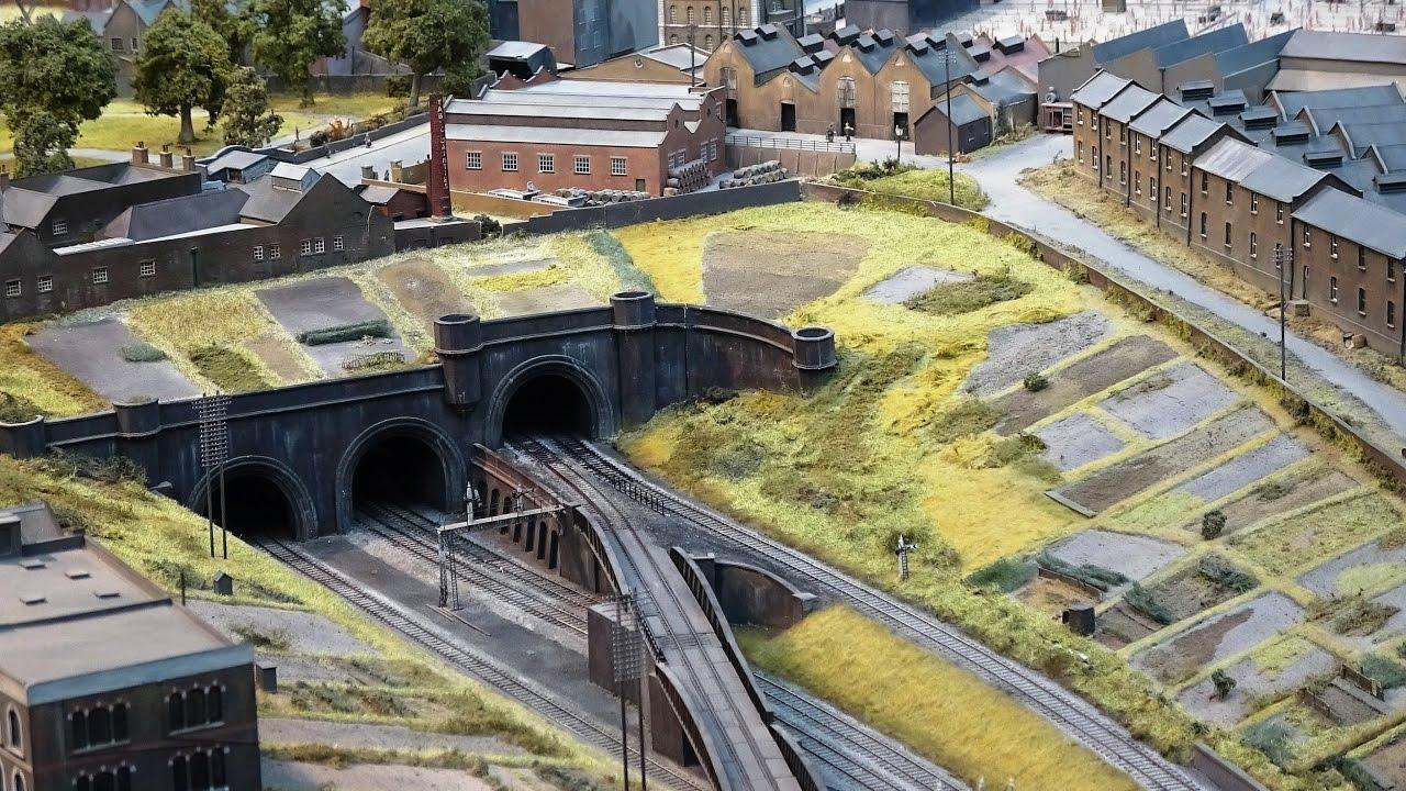 Αποτέλεσμα εικόνας για The London Festival of Railway Modelling 2017 – 4K