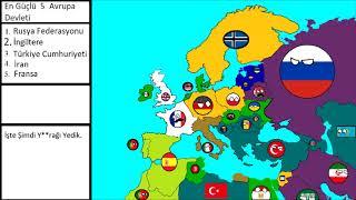 Alternatif Avrupa'nın Geleceği Bölüm 6