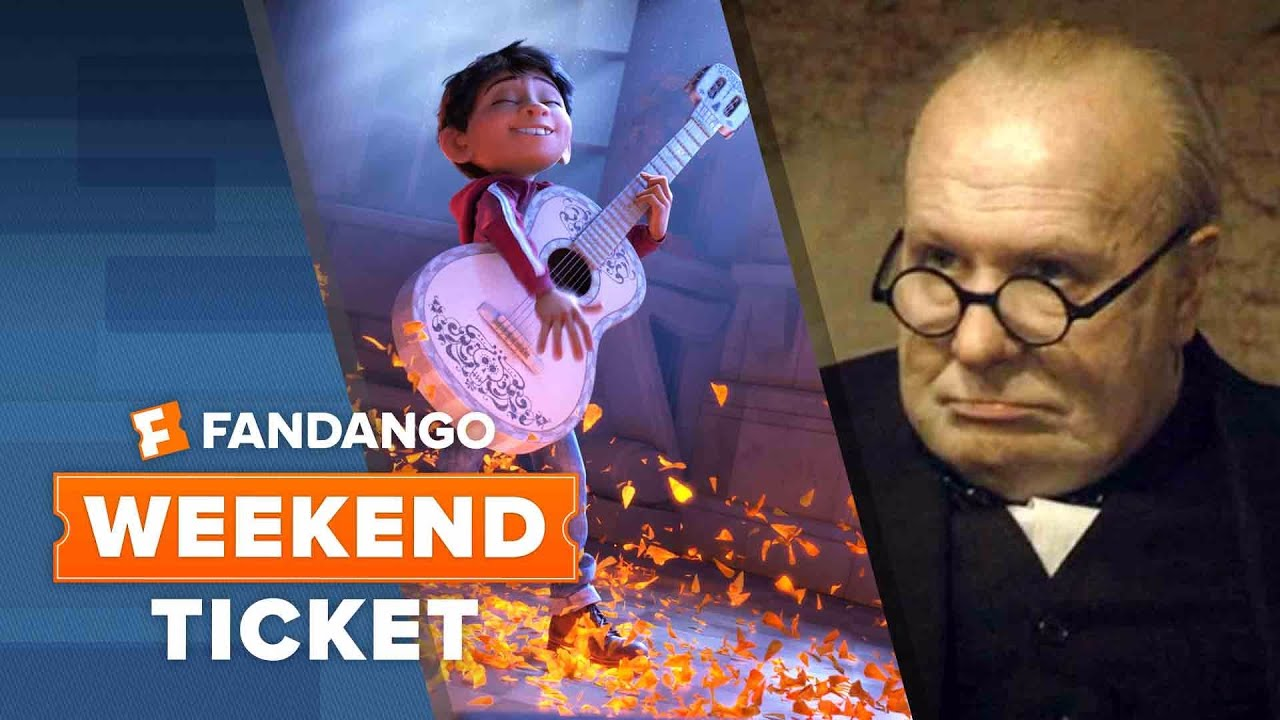 Now In Theaters: Coco, Darkest Hour, The Man Who Invited Christmas | Weekend Ticket