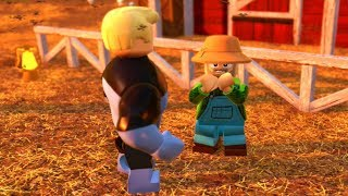 LEGO The Incredibles - MUNICIBERG DISTRICTC CRIME WAVE - Episode 28 - Happy Kids Games and Tv
