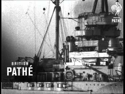 The Atlantic Fleet Will Proceed To Sea (1926)
